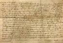 Historische brieven overgedragen aan Enschede