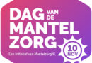 10 november: Dag van de Mantelzorg