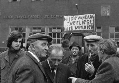 Theaterspektakel over de gebeurtenis van 50 jaar geleden in Tubbergen.